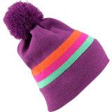 Preiswerte Beanie-Hüte geben POM POM Beanie-Winter-Schutzkappe frei
