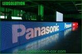 Visualización de LED de interior y al aire libre del perímetro de SMD P10