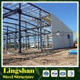 ISO 가벼운 Prefabricated 강철 구조물 건물 (LS-SS-524)