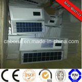 大きい太陽熱発電所のためのモノクリスタル太陽電池が付いているTUVの公認90W太陽電池パネル