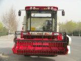 Máquina de cosecha de la agricultura para el arroz de trigo Soja