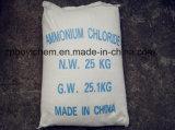 Teneur élevée de chlorure d'ammonium pharmaceutique de la pente 99.8% pour des tablettes d'expectoration