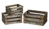 記憶のためのカスタマイズされた高品質の自然な木箱の木枠