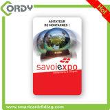 smart card 1k sem contato clássicos personalizados da impressão 13.56MHz MIFARE