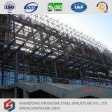 Sinoacme Prefabricados de estructura de acero de la luz de la estación de autobuses