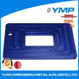 Alta precisión de mecanizado CNC de piezas de metal con azul Anodize