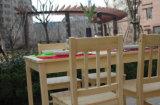 [سليد ووود] يتعشّى مجموعة أحد طاولة مع أربعة كرسي تثبيت يثبت ([م-إكس1020])