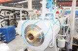 Machine à tubes en plastique = Ligne de production et d'extrusion de tuyaux HDPE / PPR