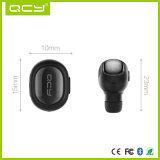 Cuffia avricolare senza fili di Bluetooth con il microfono, cuffia con il caso di carico