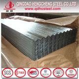 22のゲージの熱いすくい亜鉛上塗を施してある波形鉄板の屋根ふきシート