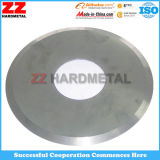De 0,3 mm de tungsteno de carburo cementado Delgado afiladas cuchillas las cuchillas de corte circular para cortar