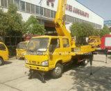 Voertuig 12m van het Werk van Isuzu 4X2 Lucht de Vrachtwagen van de Verrichting van de Hoge Hoogte
