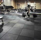 Stuoia di gomma del pavimento non tappezzato della pavimentazione della stuoia per la pavimentazione di ginnastica