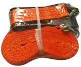Il carico nome della maniglia degli inarcamenti di cinghia che frusta il cricco della cinghia lega giù