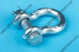 Anello di trazione standard resistente del acciaio al carbonio JIS D per il hardware di sartiame