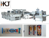 Macchina per l'imballaggio delle merci dei vermicelli automatici