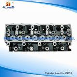 piezas de repuesto del motor de la culata para Nissan Qd32 11041-6t700 Qd23/SR20/Sr20-De