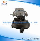 Turbocharger das peças de automóvel para Toyota 1kd CT20 17201-0L040