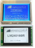 240X160 grafische LCD LCD van het Type van Radertje van de Module Vertoning (LM240160C) met het Scherm van de Aanraking