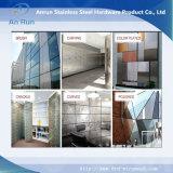 La décoration d'accueil de l'intérieur en acier inoxydable 304 Feuille de métal (LEED test)