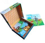 Новые головоломки Paperboard печатание шаржа