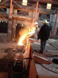 فولاذ حديد نحاسة [مديوم فرقونسي] [إيندوكأيشن هتينغ] يذوب آلة