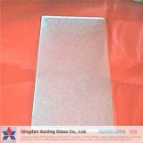 Vidro de padrão / vidro de ferro baixo para vidro revestido fotovoltaico