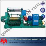 Máquina de mistura de borracha aberta do moinho de mistura