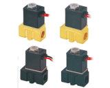 2P025-06 пластиковый серии электромагнитного клапана