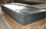 Feuille de toit en tôle métallique Hot Aluminium trempé / Galvalume / Bobine en acier galvanisé (0,14 mm-0,8 mm) Bobine d'acier laminée à chaud / à froid