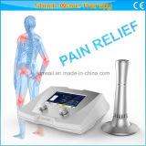 Máquina de la terapia de la onda expansiva del equipo de la terapia física