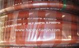 Hochtemperaturstahldraht-Flechten-Gummidampf-Schlauch