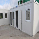 Chambre extensible de conteneur de paquet plat pour le composé de camp (KXD-03)