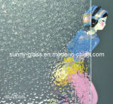Glace modelée et glace figure 3-6mm