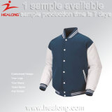 Healong Customzied Sportswear Any Size baseball Zipper Sweater Hoodies