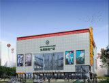 Costruzione chiara prefabbricata del supermercato della struttura d'acciaio (KXD-113)