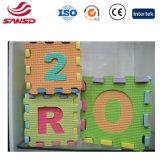 EVA 거품 알파벳은 수 매트 3D 수수께끼 교육 장난감을 써 넣는다