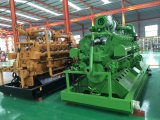 Conjunto de generador del gas natural con la potencia 10-600kw del alto voltaje 0.4kv/6.3kv/20kv Lvhuan