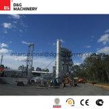 Завод неподвижного асфальта 140 T/H дозируя
