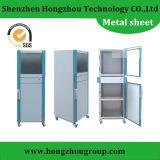Fabricação de metal da folha do atacadista para gabinetes elevados