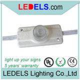2.4W 12V 200lm alimenté par les CRIS XPE, LED 3 W à LED haute puissance de feu de bord de Module pour Ided Double boîte de lumière.
