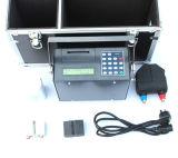 Medidor de Fluxo Ultrassônico Hold-Held com impressão on-line