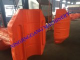 Bóia de dragagem/ Flutuadores/ MDPE tubo flutuador