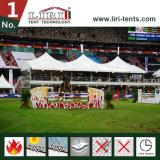 De grote Tent van de Markttent van de Gebeurtenis van het Dek van de Tent van de Luxe Dubbele voor Verkoop