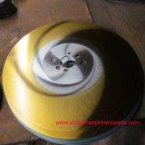Kanzo Superhard de acero inoxidable de revestimiento de acero de alta velocidad de corte de hoja de sierra circular