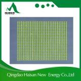 acoplamiento resistente de la fibra de vidrio del álcali de 75g 100g 125g 145g 160g para la pared externa