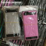 Venta al por mayor TPU + PC móvil teléfono celular caso de accesorios para iPhone 6s