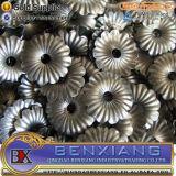 Stempeln der bearbeitetes Eisen-Blumen