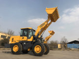 Weichaiエンジンを搭載する3t高い信頼性そしてPowerfuiの重い車輪のローダー