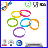 Braccialetti & Wristbands su ordinazione di Bracelet&Promotional di disegno di Bracelet&New del silicone